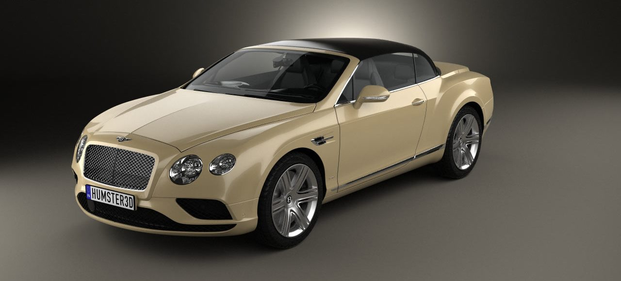 Bentley GTC S